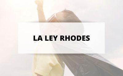 La «ley Rhodes» es la nueva legislación de protección de la infancia